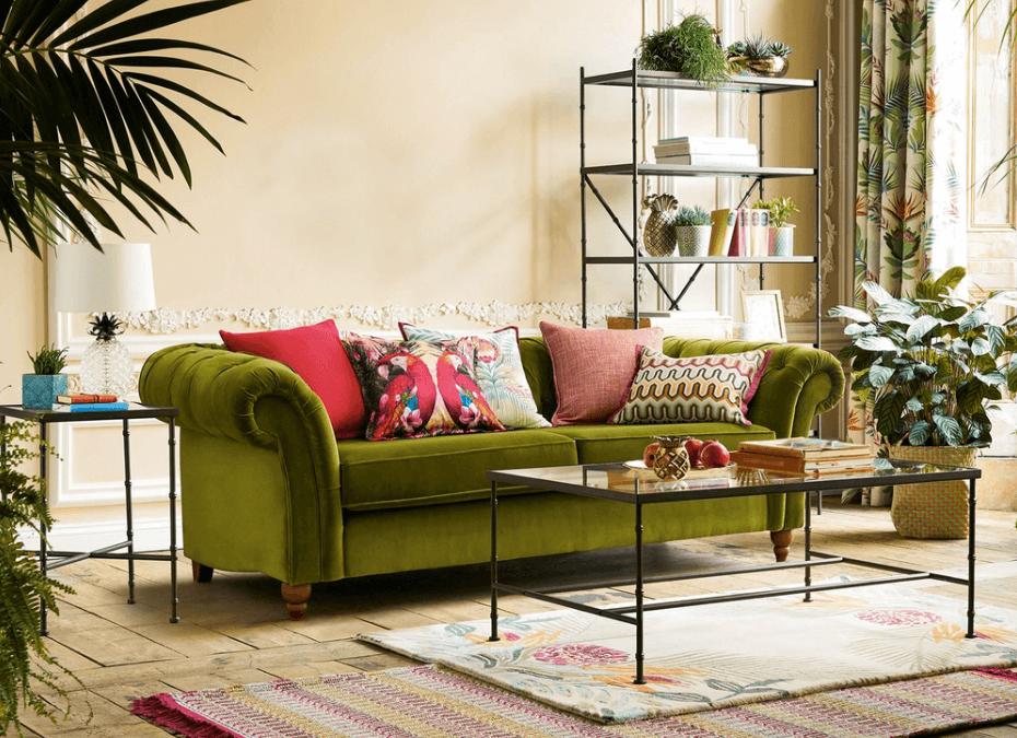 Beneficios de decorar con plantas
