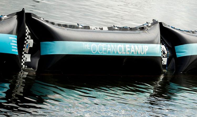 Limpiador de Oceanos