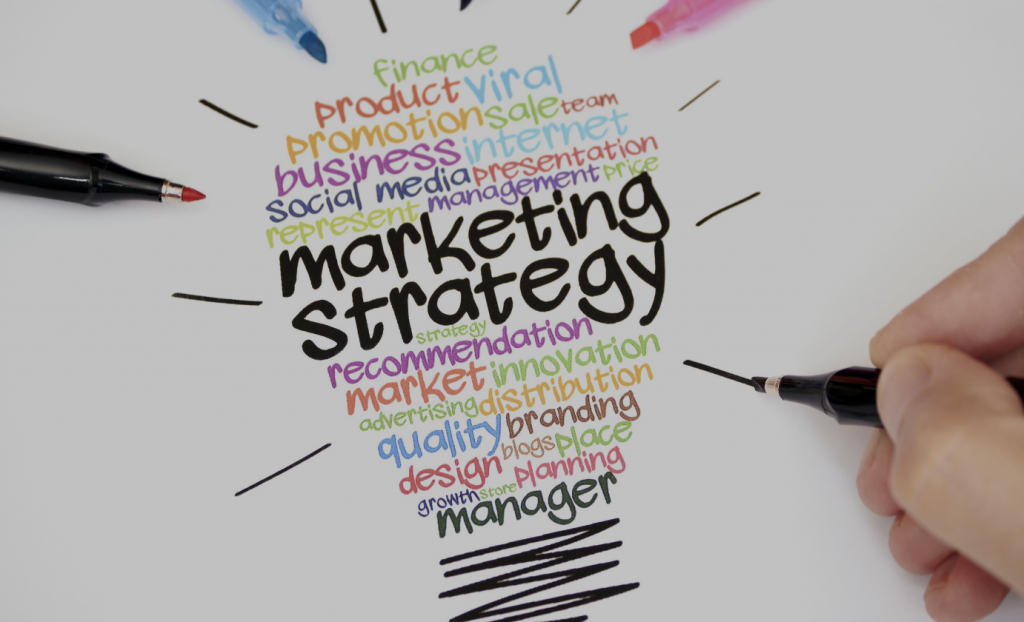 Creación de una estrategia de marketing